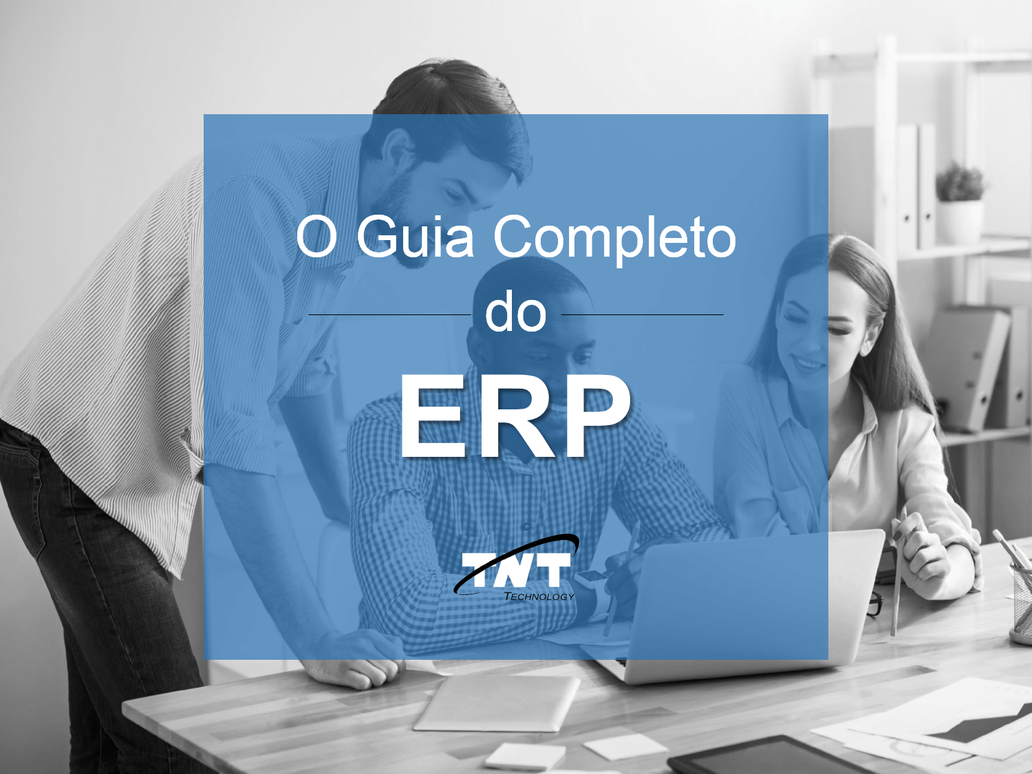 [eBook] O Guia Completo do ERP